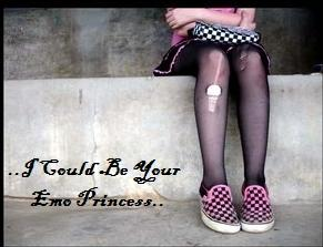 i could be your emo princess