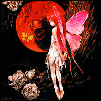red fairy