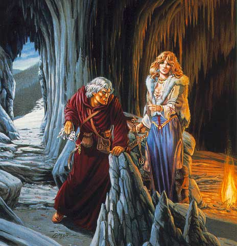 raistlen goldmoon dragonlance