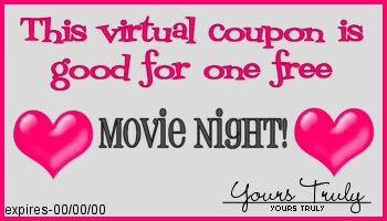 movie night coupon