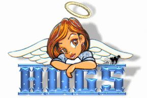 hugs angel