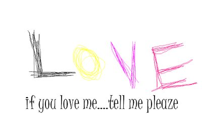If You Love Me Tell Me Please Facebook Comments And Graphics If You Love Me  T Ideas
