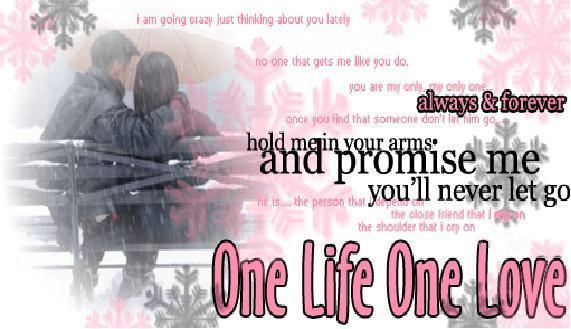 one life one love