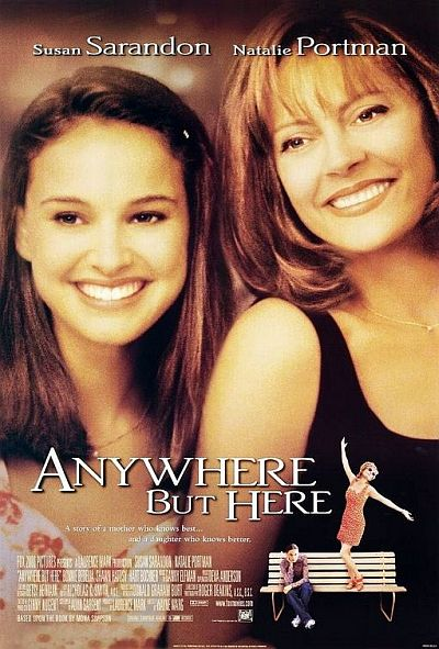 anywhere but here - susan sarandon - natalie portman