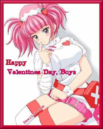 happy valentines day boys