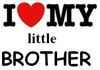 97543565216940cb0b2d i love my little brother facebook comments and graphics i love my