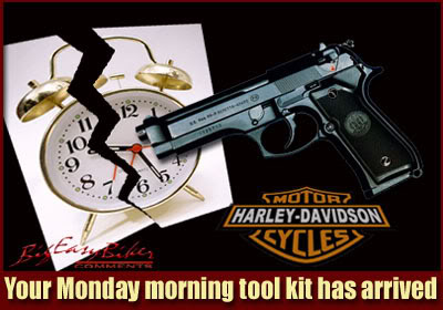 your monday morning tool kit has arrived