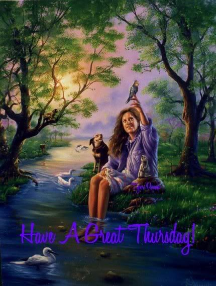 have a great thursday