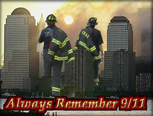 always remember 911