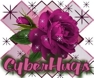 cyberhugs flowers