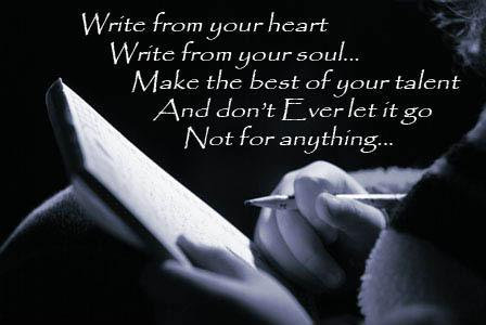 writer's quote