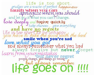 friendship quotes short. life is too short quote