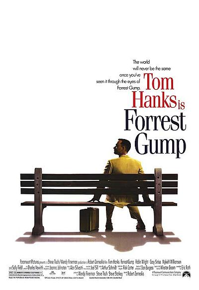 tom hanks - forrest gump