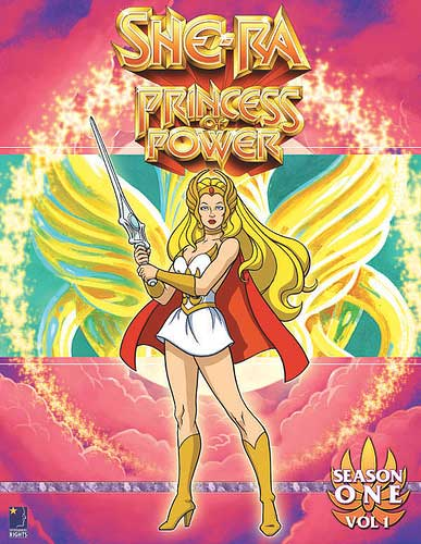 she-ra shera princess of power