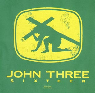 john three sixteen 3:16