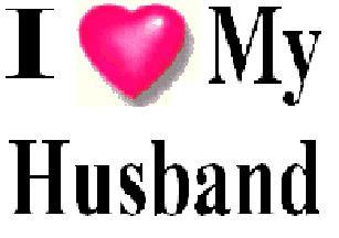 i love my husband