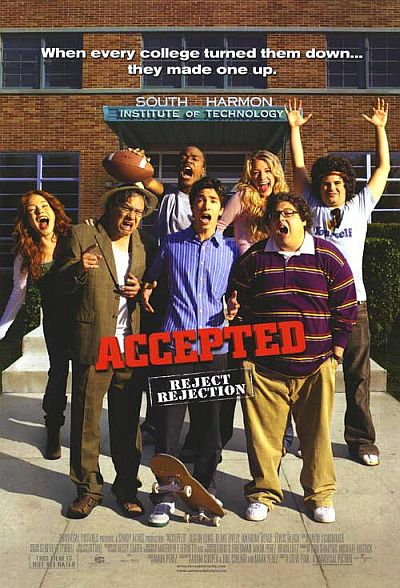 accepted reject rejection