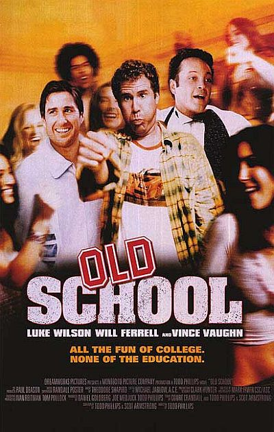 old school - luke wilson - will ferrell - vince vaughn