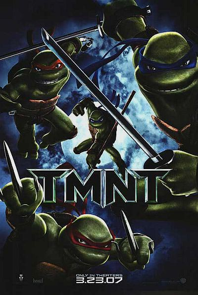 teenage mutant ninja turtles - tmnt