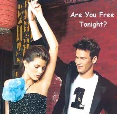 are you free tonight