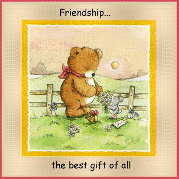 friendship is the best gift of all