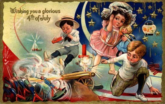 Wishing you a glorious 4th of July