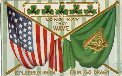 long may the wave e pluribus unum erin go bragh