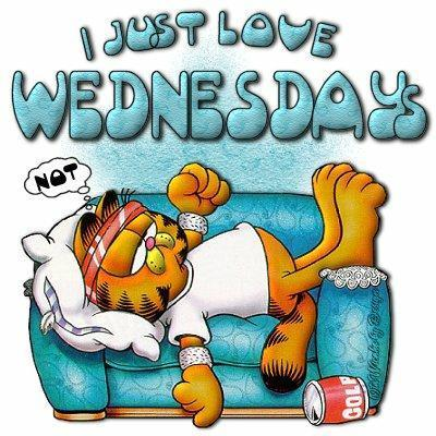 i just love wednesdays not