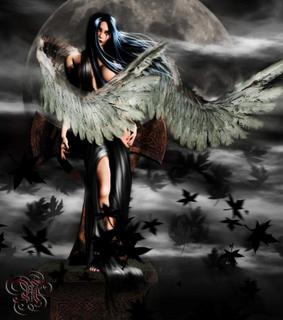 dark angel moonlight