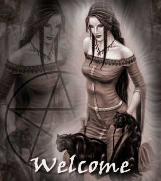 welcome witch