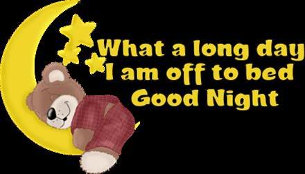 Image result for good night after a long day