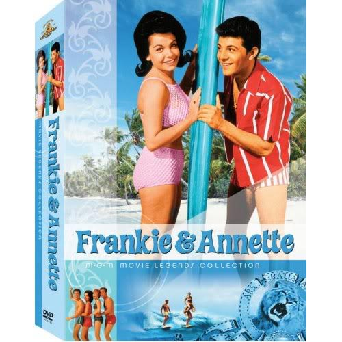 frankie and annette