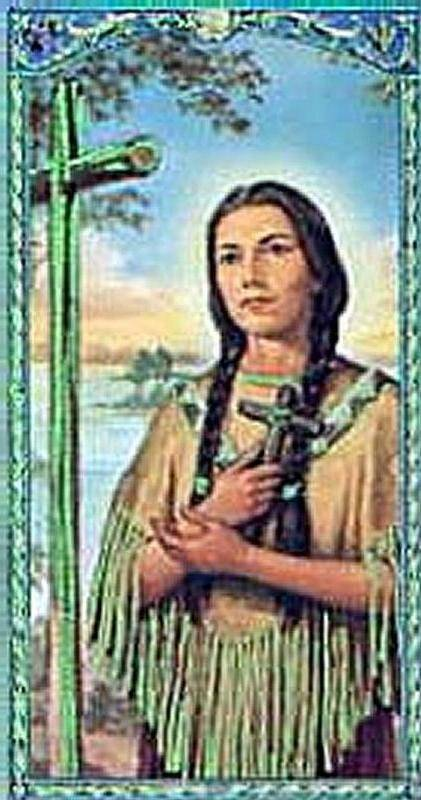 Native Holy Women
