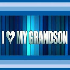 I love my grandson