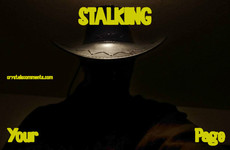 Stalking your page