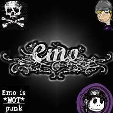 emo is not punk