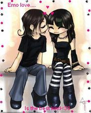 emo love is the best kind