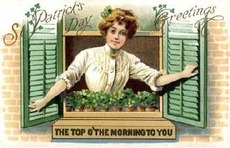 the top o the morning to you