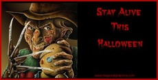 stay alive this halloween