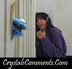 cookie monster the shining