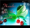 Search thanks for the add